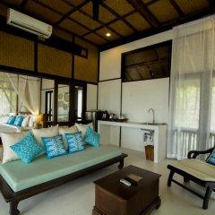 Отель Koh Yao Yai Village 4* Вилла Делюкс с различными типами кроватей фото 6