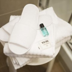 Отель Relais Bocca di Leone 3* Представительский номер с различными типами кроватей фото 12