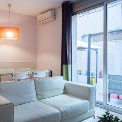 Апартаменты Vivobarcelona Apartments Salva Барселона комната для гостей фото 5