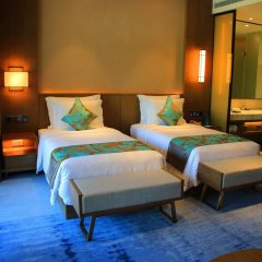Отель Xiamen Aqua Resort 5* Номер Делюкс фото 3