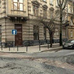 Гостиница 2-level apt on Kovzhuna str. парковка