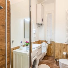 Отель VelisHome Италия, Рим - отзывы, цены и фото номеров - забронировать отель VelisHome онлайн ванная