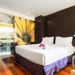Отель Eurostars Angli 4* Стандартный номер с различными типами кроватей фото 3