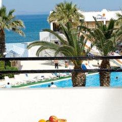 Отель Club Familia Чешме балкон