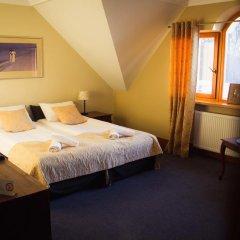 Отель American House Baletowa Номер категории Эконом с различными типами кроватей фото 3