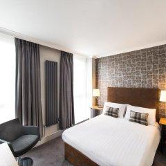 GoGlasgow Urban Hotel by Compass Hospitality 3* Стандартный номер с двуспальной кроватью фото 2