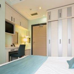 Hotel Prag 4* Стандартный номер с различными типами кроватей фото 4