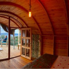 Seaview Faralya Butik Hotel Номер Делюкс с различными типами кроватей фото 31