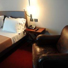 Отель IH Hotels Milano Ambasciatori 4* Люкс с различными типами кроватей фото 5