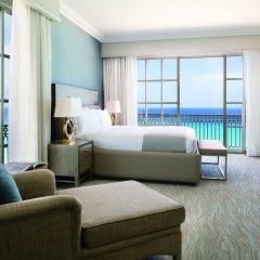 Отель The Ritz-Carlton Cancun 5* Люкс с различными типами кроватей фото 4
