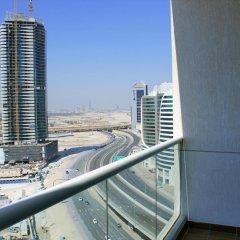 Апартаменты One Perfect Stay Studio Burj Al Nujoom Студия с различными типами кроватей фото 6