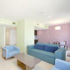 Ramada Hotel & Suites by Wyndham JBR 4* Семейные апартаменты с двуспальной кроватью фото 6