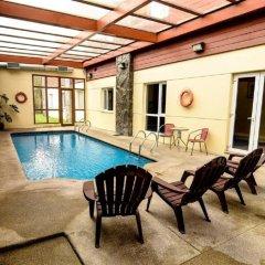 Hotel Diego de Almagro Puerto Montt бассейн