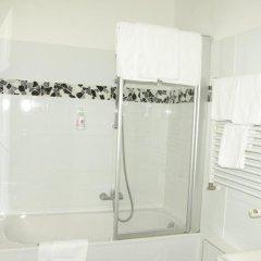 Отель Pension a und a ванная