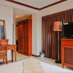 Inn House Hotel 3* Улучшенный номер с различными типами кроватей фото 3