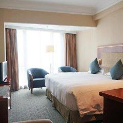 Regal International East Asia Hotel 4* Номер Делюкс с различными типами кроватей фото 2