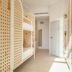 Хостел Netizen Кровать в женском общем номере двухъярусные кровати фото 19