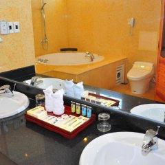 Thien An Riverside Hotel 3* Люкс с различными типами кроватей фото 6