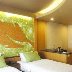 Aleaf Bangkok Hotel комната для гостей фото 5