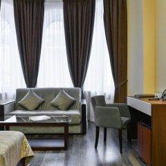 Гостиница Аллегро На Лиговском Проспекте 3* Люкс с различными типами кроватей фото 20