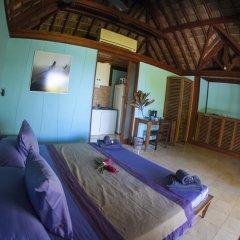 Отель Oa Oa Lodge Французская Полинезия, Бора-Бора - отзывы, цены и фото номеров - забронировать отель Oa Oa Lodge онлайн спа фото 2