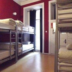 Porto Wine Hostel Кровать в общем номере двухъярусные кровати фото 8