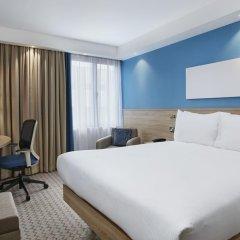 Отель Hampton by Hilton Glasgow Central 3* Стандартный номер с двуспальной кроватью