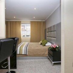 Hotel do Norte 2* Студия с различными типами кроватей фото 7