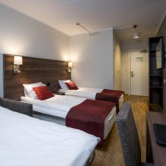 Park Inn by Radisson Oslo Airport Hotel West 3* Стандартный номер с различными типами кроватей фото 4