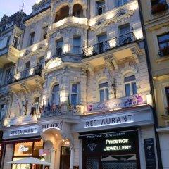 Hotel Palacký 3* Стандартный номер с различными типами кроватей фото 4