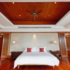 Отель Trisara Villas & Residences Phuket 5* Стандартный номер с различными типами кроватей фото 17