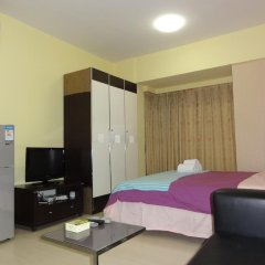 Апартаменты Homehunter Short Term Apartment Студия с различными типами кроватей фото 12
