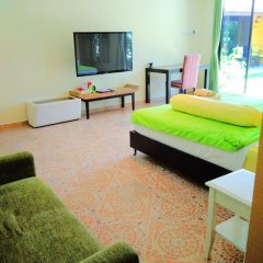 Отель Kamala Tropical Garden 3* Студия с двуспальной кроватью фото 18