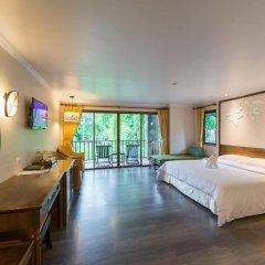 Отель The Leaf On The Sands by Katathani 4* Улучшенный номер с различными типами кроватей фото 4