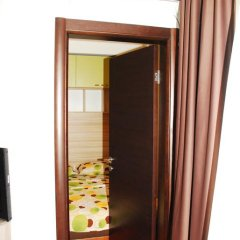Апартаменты Azzuro Lux Apartments Апартаменты с различными типами кроватей фото 44