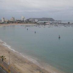 Hotel Marvento Suites пляж