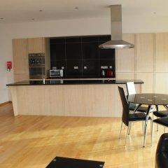 Отель Glasgow Lofts Апартаменты с 2 отдельными кроватями фото 3