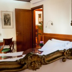 Hotel Flora 4* Стандартный номер с различными типами кроватей фото 5