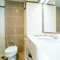 Отель Sea Breeze Jomtien Resort 4* Улучшенный номер с различными типами кроватей фото 3