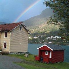 Отель Nesset Fjordcamping фото 4