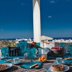 Отель Villa Margarita Bay Кипр, Протарас - отзывы, цены и фото номеров - забронировать отель Villa Margarita Bay онлайн балкон