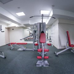 Гостиница Талисман фитнесс-зал фото 3