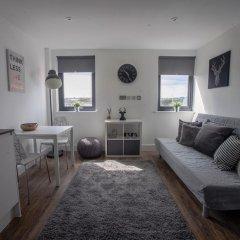Апартаменты Linton Apartments Улучшенная студия с различными типами кроватей фото 2