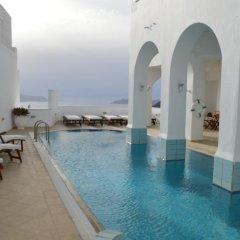 Отель Atlantis Hotel Греция, Остров Санторини - отзывы, цены и фото номеров - забронировать отель Atlantis Hotel онлайн бассейн фото 2
