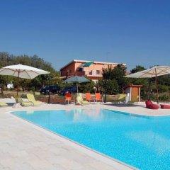 Отель Agriturismo Don Mauro Италия, Флорида - отзывы, цены и фото номеров - забронировать отель Agriturismo Don Mauro онлайн бассейн фото 3