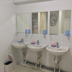 Garage Hostel ванная