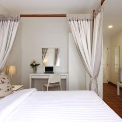 Отель Ratchadamnoen Residence 3* Стандартный номер с двуспальной кроватью фото 25