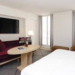 Отель Hôtel Opéra Richepanse 4* Стандартный номер с различными типами кроватей фото 19