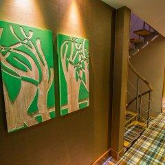 Ayderoom Hotel 3* Номер Делюкс с различными типами кроватей фото 4