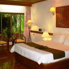 Отель Tropica Bungalow Resort 3* Улучшенное бунгало с различными типами кроватей фото 19